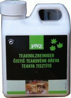 PNZ KERTIBÚTOR TISZTÍTÓ- Gartenholz reiniger- 2.5  lit  (felülettisztító fa felületek szokásos szennyeződései ellen)