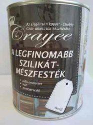 CRAYEE SILIKAT KALKFARBE- kreatív szilikát  mészfesték SHABBY CHIK festéshez 1. színcsoport