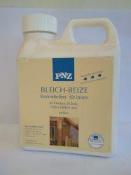 PNZ FEHÉRÍTŐPÁC (PNZ BLEICH-BEIZE) 1.0 literes (beltéri felületek fehérítő ápolására)